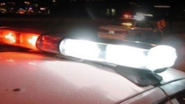 A 38-year-old woman was killed in a single-vehicle crash in Monroe County. (WDIV)