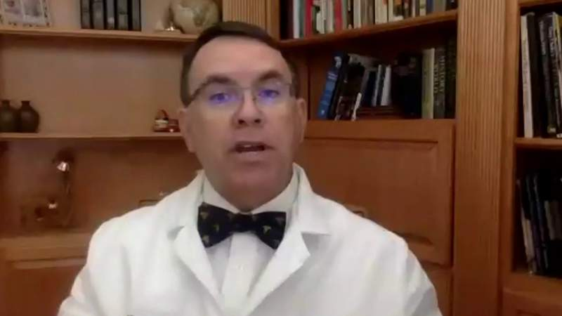 Ask A Doctor: How to gather for the holidays safely during COVID-19 pandemic