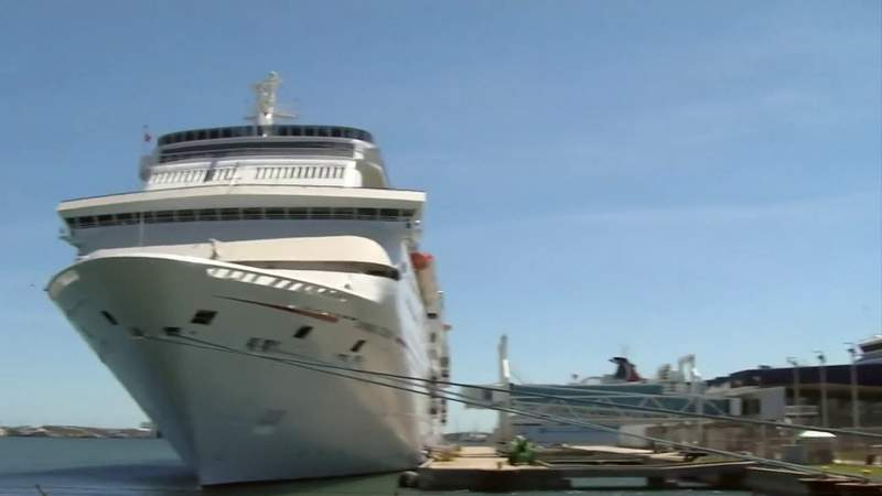 Mediation fails to settle cruise line lawsuit between Florida, CDC