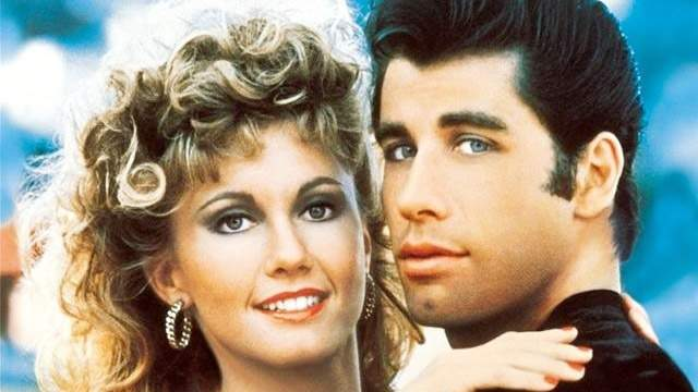 """1978: The movie musical """"Grease,"""" starring John Travolta, Olivia Newton-John, Stockard Channing and Jeff Conaway, opens in theaters. The movie, based off the 1971 musical of the same name about two lovers in a 1950s high school, proved"""