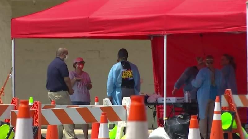 3 new coronavirus testing sites open in Volusia County