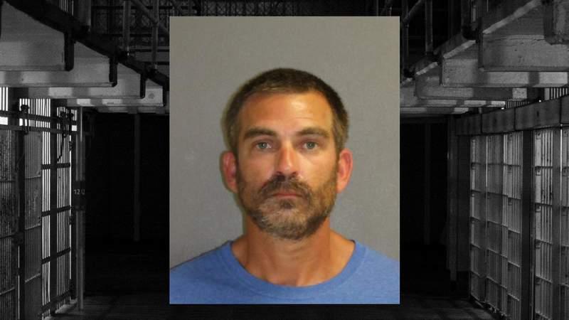 Mug shot courtesy Volusia County Sheriff's Office