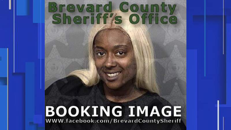 "A woman said a 25-year-old Mims woman intentionally backed into her with a car due to recent ""relationship drama,"" according to Brevard County Sheriff's Office."