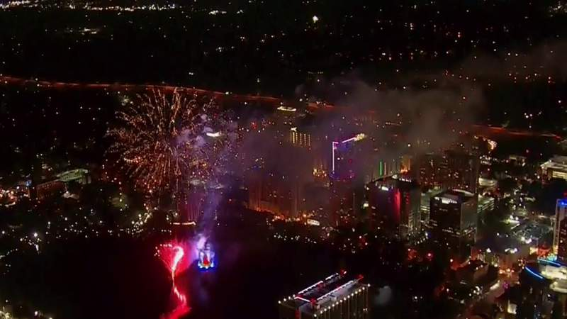 Orlando mayor cancels Fourth of July Fireworks at the Fountain