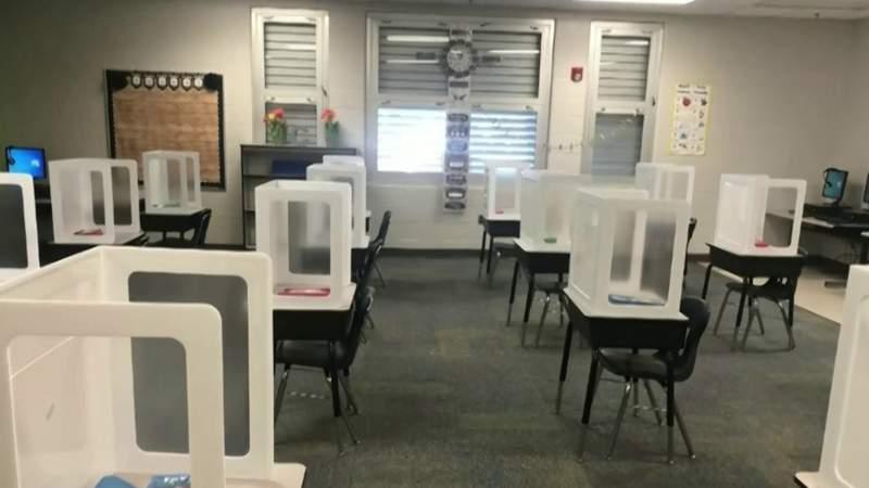 Students head back to school in Seminole County