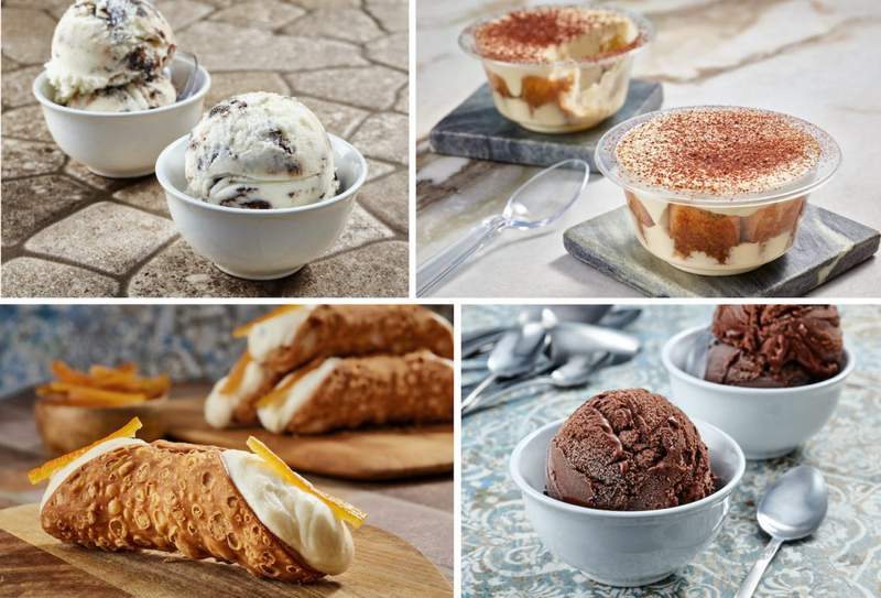 Gelateria Toscana opening in the Italy pavilion at EPCOT