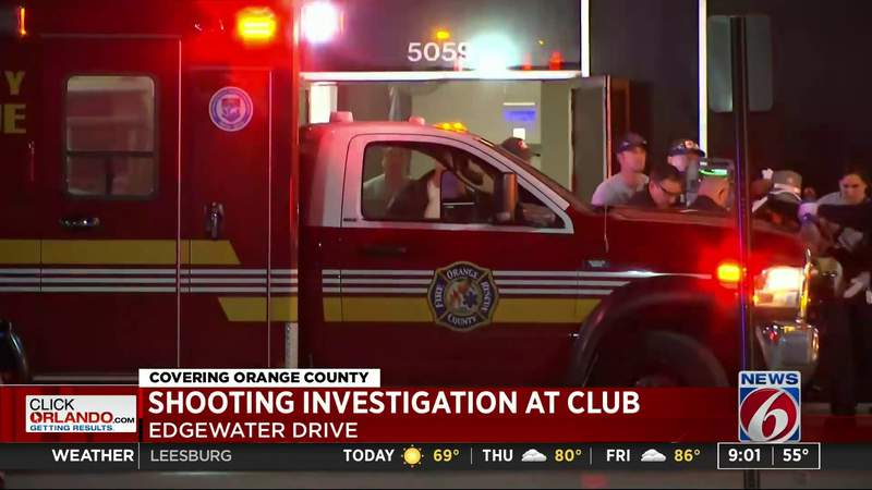 Deadly shooting at club on New Year's morning