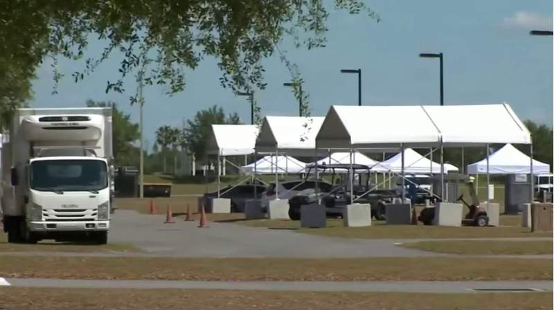 As Florida entered its third day under the governor's phase one reopening plan, Gov. Ron DeSantis announced Wednesday that antibody testing would be coming to Orange County at the Orange County Convention Center's drive-thru COVID-19 testing site.