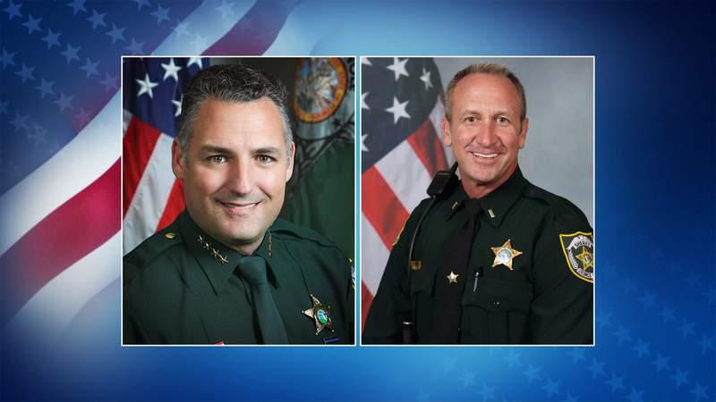 Seminole County sheriff candidates.
