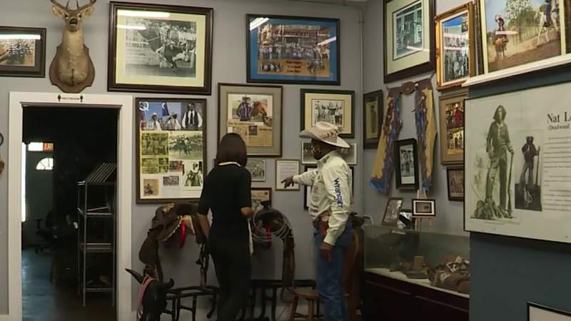 Saddle up! The Black Cowboy Museum just might teach you a thing or 2