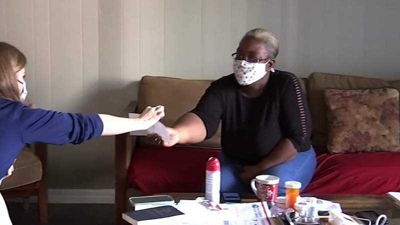 The incredible story of how a cancer survivor got to keep her home