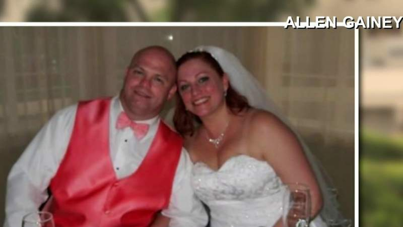 Lake County corrections officer and his wife hospitalized with COVID-19
