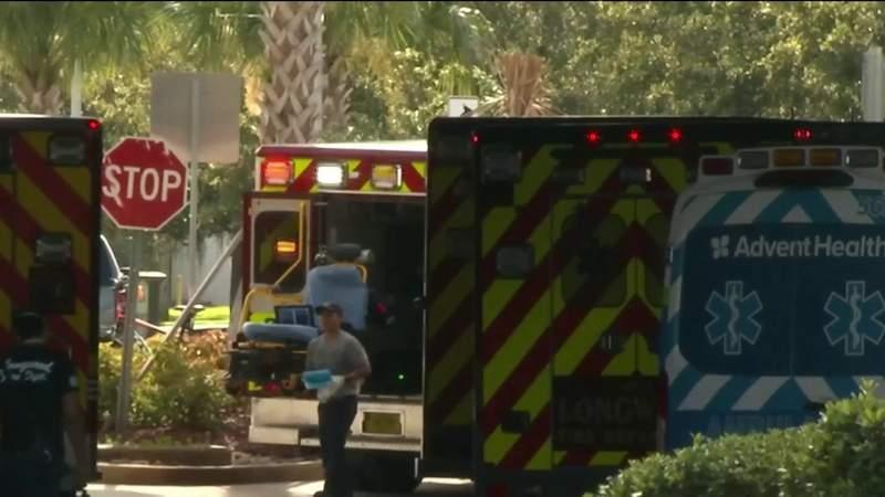 Florida sets COVID hospitalization record