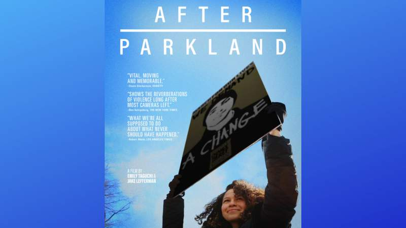 """""""After Parkland"""" documents a community after the deadly mass shooting that killed 17 people at Marjory Stoneman Douglas High School."""