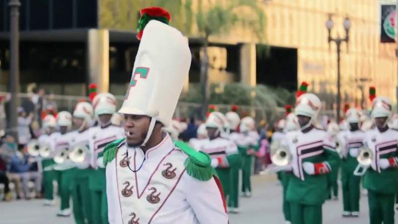 FAMU's Marching 100 invited to be part of virtual event for presidential inauguration
