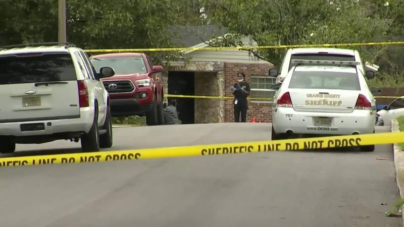 Fatal crash investigation in Orange County turns into deadly shooting case