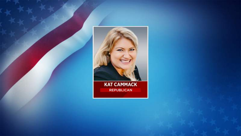 Kat Cammack is running for Florida's 3rd Congressional District.