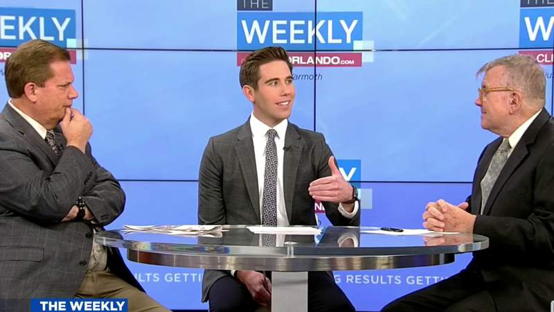"""News 6 political analyst previews the Democratic presidential primaries on """"The Weekly"""""""