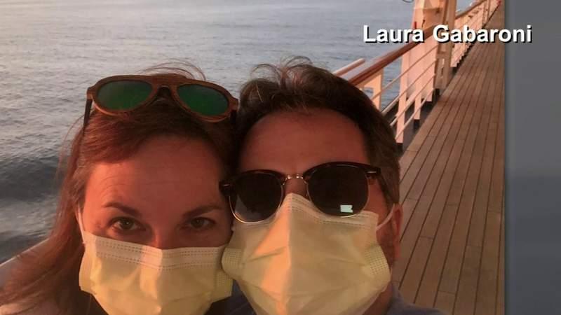 Seminole County couple stranded on cruise ship with coronavirus cases