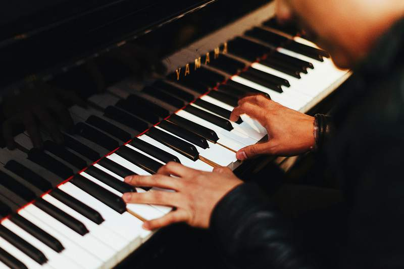 Learn how to navigate a keyboard, start playing music and, eventually, master the craft.
