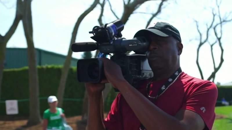 Meet Tee Taylor, News 6's first Black photojournalist