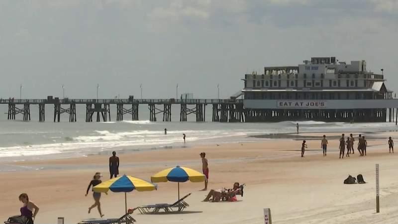 Daytona Beach mayor wants beaches closed after coronavirus outbreak