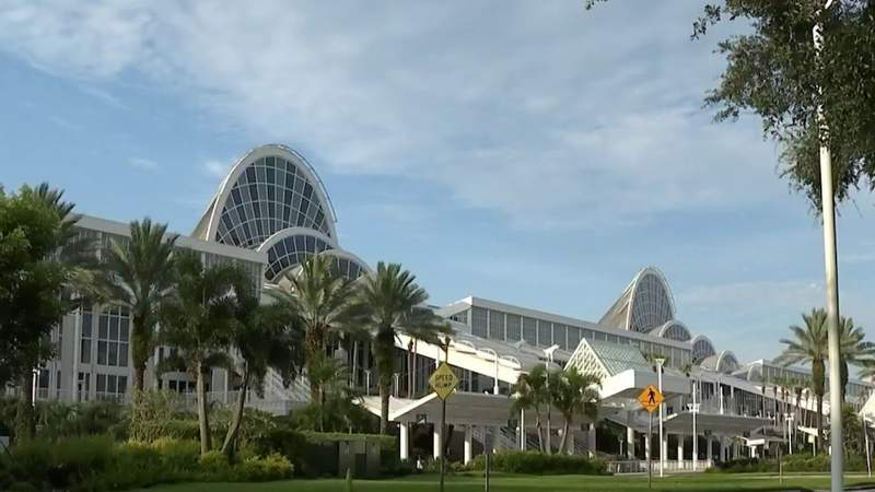 Feds scope out Orange County Convention Center for possible COVID care center
