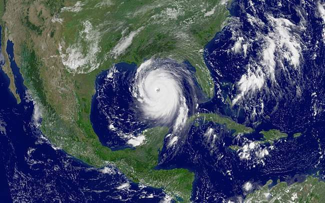 Last Year we had a record breaking hurricane season