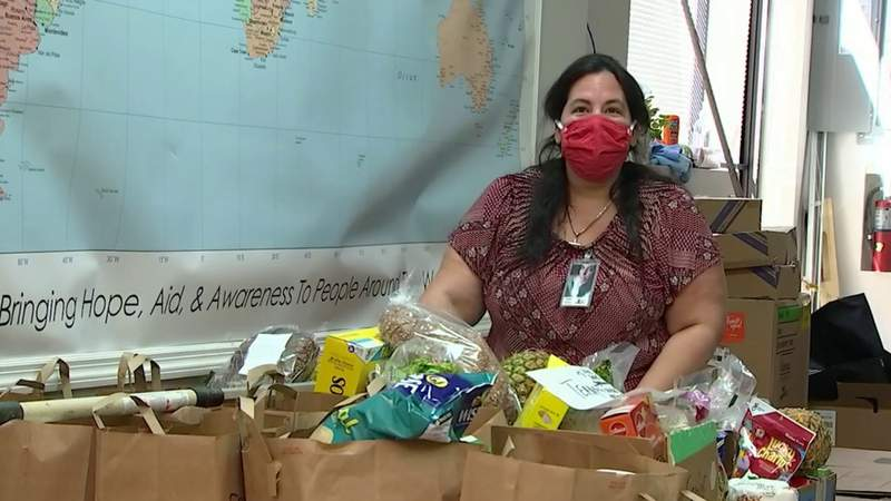 While homeless, Volusia nonprofit founder created disaster relief organization