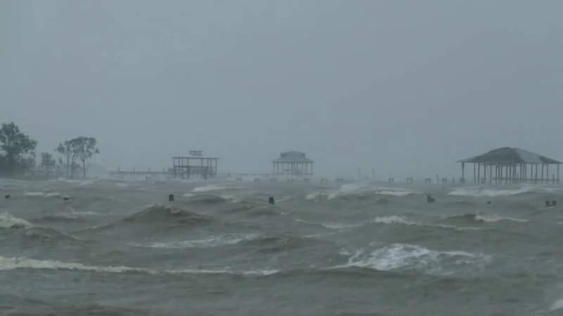 Hurricane Sally makes landfall in Alabama as Category 2 storm