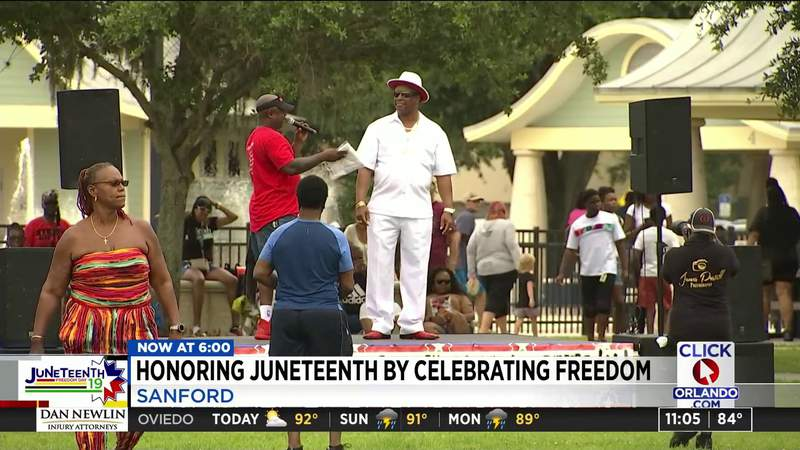 Honoring Juneteenth by celebrating freedom