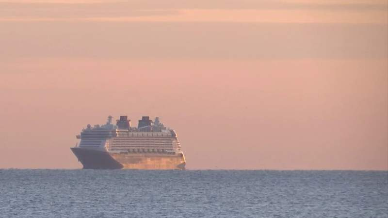 Cruises out of Port Canaveral could return in July