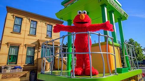 Sesame Street Kids' Weekend