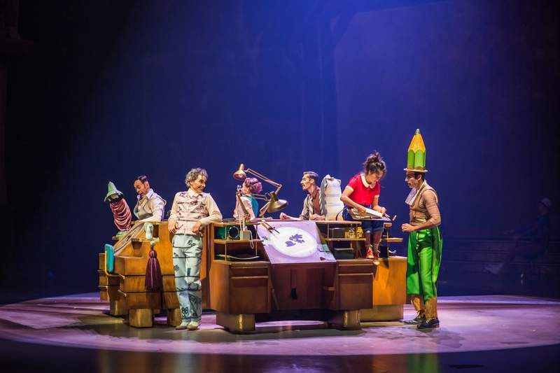 After more than a year of waiting, Cirque du Soleil Entertainment Group and Disney Parks, Experiences and Products are excited to announce that Drawn to Life is scheduled to open on Nov. 18, 2021.