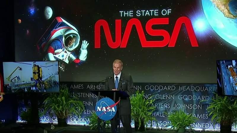 NASA Administrator Bill Nelson announced Venus mission selection