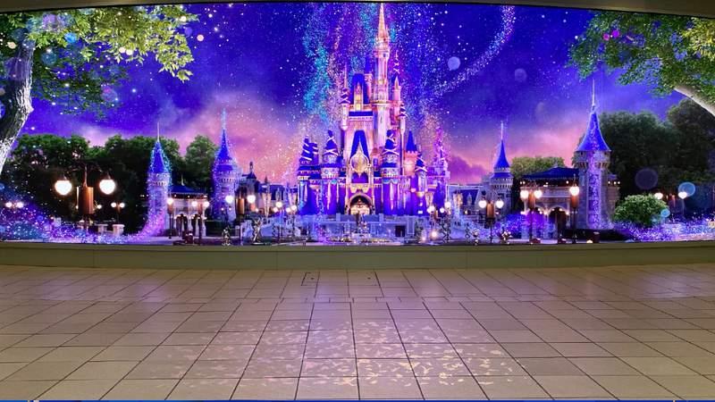 EARidescence added to Orlando International Airport ahead of Walt Disney World's 50th anniversary