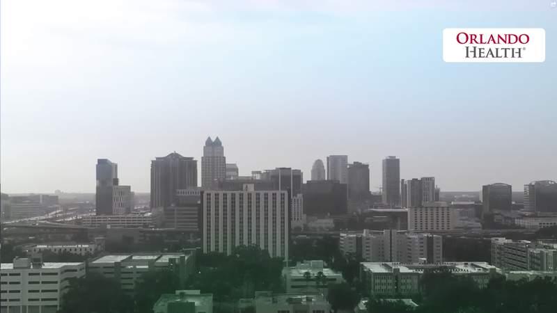 Orlando Health camera