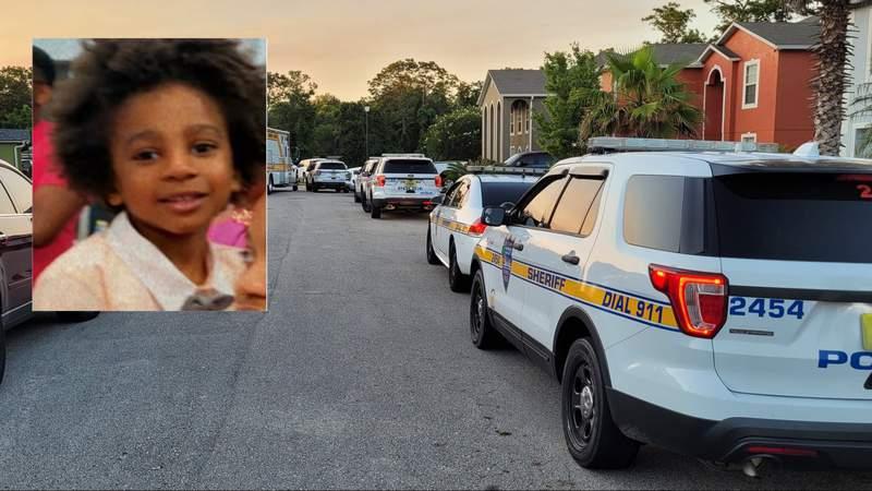 Body of missing boy found in Jacksonville retention pond