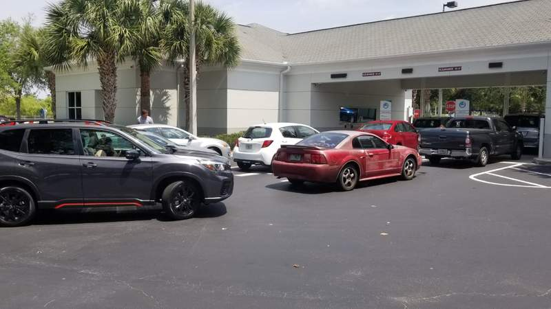 Need a tag or license renewed? Go to Seminole County drive-through Tax Collector's Office