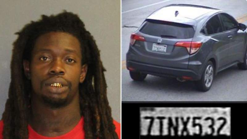 $100,000 reward offered to find man accused of shooting Daytona officer