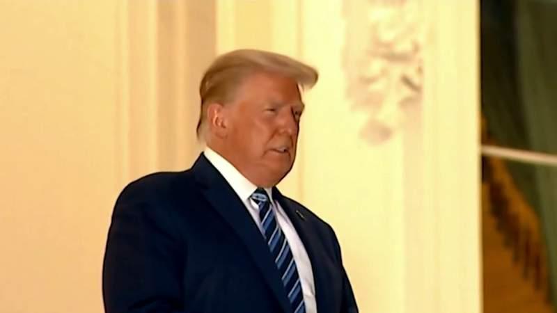 President Trump returning to Central Florida
