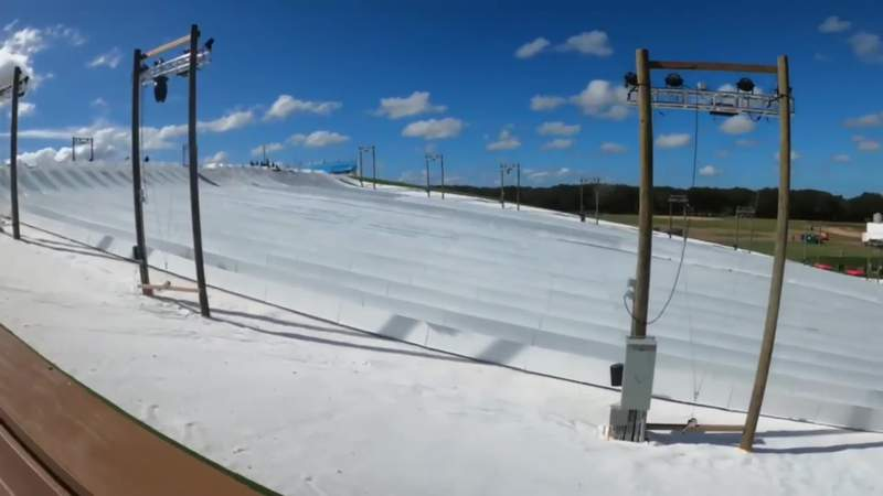 Here's what snow tubing in Florida is like