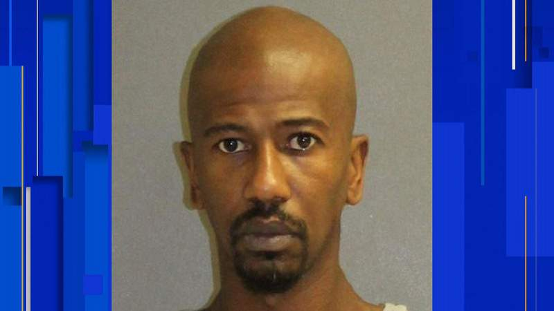 Martin Rubin, 42, is accused of aggravated battery with a firearm.