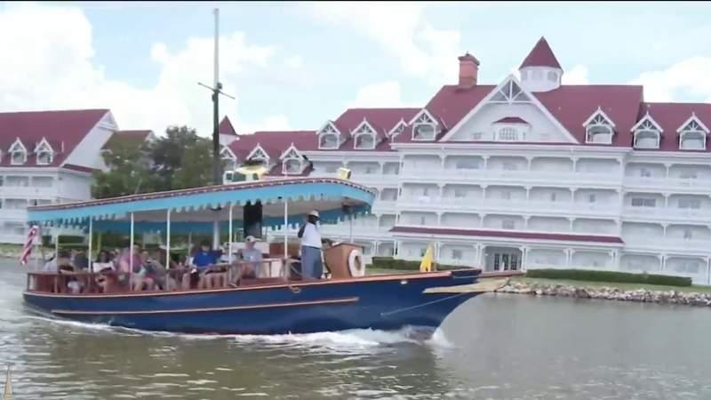 Disney resort, restaurants reopen after a year of updates