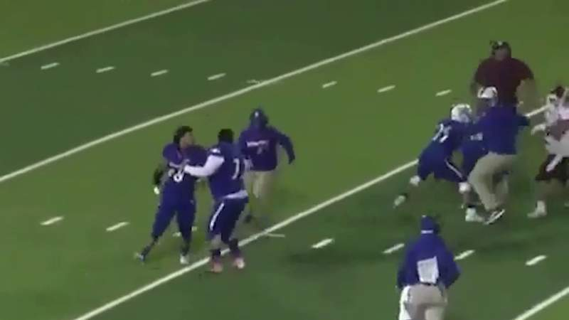 South Texas high school football player attacks referee after being ejected from game