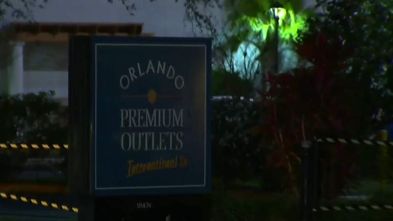 Under Armour employee shot and killed in store at Orlando International Premium Outlets