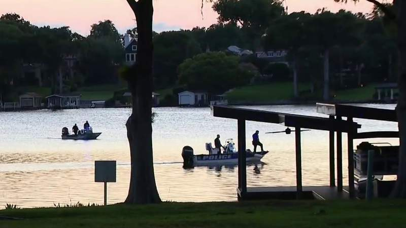Search continues for missing boater on Lake Osceola in Winter Park