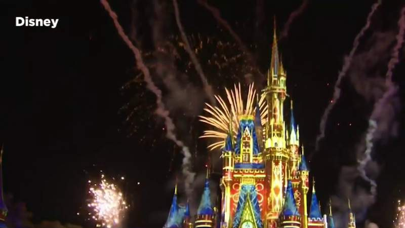 Disney fireworks returning, mask policy dropped for vaccinated guests