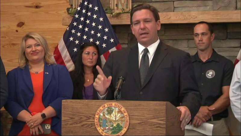 DeSantis: Cities to pay big fines for forcing COVID vaccines