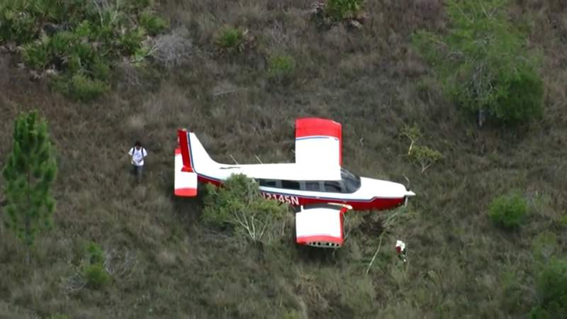 Florida men were flying to get tacos when plane went down in the Everglades